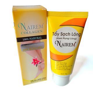Kem rụng lông Nairem 70ml (Vàng) Xịn Chất Lượng Dưỡng Giá Rẻ Tốt thumbnail