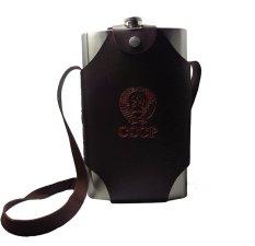 Cửa Hàng Binh Đựng Rượu Va Nước Inox Hip Flask Cccp 64 Oz 1 76 Lit Vietnam
