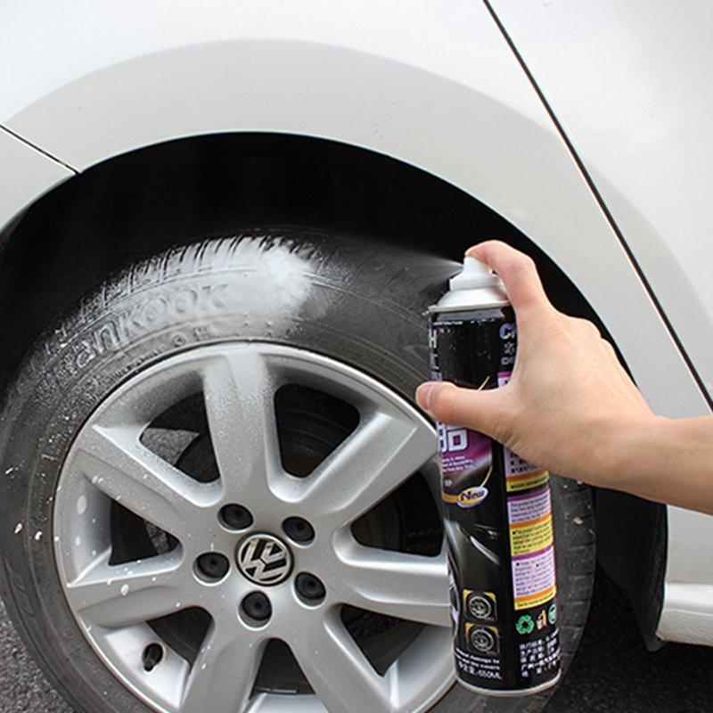 Bình xịt làm bóng và bảo vệ lốp xe ô tô BOTNY B-1107