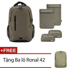 Bán Bộ 1 Balo 46 1 Tui Chống Sốc Ipad 1 Tui Chống Sốc Laptop 2 Tui Phụ Kiện Ronal Combo 107 Đồng Tặng 1 Ba Lo Ronal 42 Mau Đồng Ronal Trong Vietnam