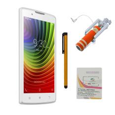 Ôn Tập Trên Bộ 1 Lenovo A2010 8Gb 2 Sim Trắng But Cảm Ứng Stylus Touch 1 Đầu Pen X Sim Viettel Gậy Chụp Ảnh