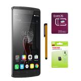 Giá Bán Bộ 1 Lenovo A7010 16Gb 2 Sim Đen Sim Dcom 3G Viettel Thẻ Nhớ Microsd 8Gb Class 4 But Cảm Ứng Stylus Touch 1 Đầu Pen X Lenovo Tốt Nhất