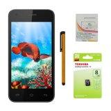 Ôn Tập Bộ 1 Masstel N406 4Gb 2 Sim Xam Bạc But Cảm Ứng Stylus Touch 1 Đầu Pen X Sim Viettel Thẻ Nhớ Microsd 8Gb Class 4