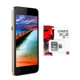 Bộ 1 Masstel N455 8Gb 3G Đen 1 Thẻ Nhớ Microsd 8Gb Class 4 Masstel Chiết Khấu 50