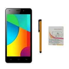 Bộ 1 Masstel N590 4GB 2 Sim (Xám) + Bút cảm ứng Stylus Touch 1 đầu Pen-x + Sim Viettel