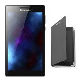 Ôn Tập Trên Bộ 1 May Tinh Bảng Lenovo Tab 2 A7 10 8Gb Wifi Đen 1 Bao Da