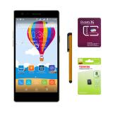 Bán Bộ 1 Mobiistar Lai Zumbo 16Gb 2 Sim Đen 1 Sim Dcom 3G Viettel 1 Thẻ Nhớ Microsd 8Gb Class 4 1 But Cảm Ứng Stylus Touch 1 Đầu Pen X Vietnam Rẻ