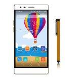 Bán Bộ 1 Mobiistar Lai Zumbo 16Gb 2 Sim Trắng Hang Phan Phối Chinh Thức 1 But Cảm Ứng Stylus Touch 1 Đầu Pen X Mới