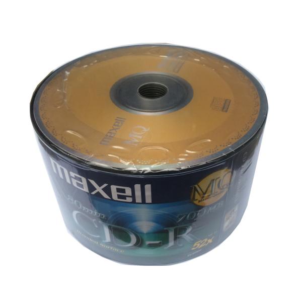 Bảng giá Bộ 10 đĩa trắng CD-R Maxell Phong Vũ