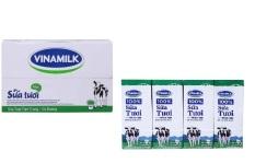 Mua Bộ 12 Lốc 4 Sữa Tươi Tiệt Trung 100 Co Đường 110Ml Trực Tuyến