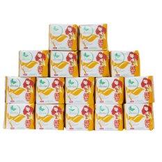 Hình ảnh Bộ 16 gói băng vệ sinh hàng ngày lưới Belle Flora 10 miếng
