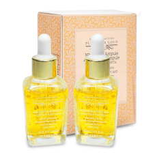 Bán Bộ 2 Chai Tinh Chất Dưỡng Da Beauskin Placenta Gold Whitening Ampule Anti Wrinkle Ampile 30Ml X2 Hang Chinh Hang Rẻ Trong Vietnam