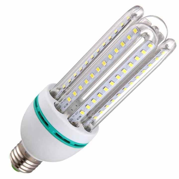 Bộ 2 đèn LED chữ U 12w (Ánh sáng vàng)