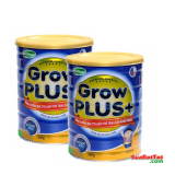 Giá Bán Bộ 2 Hộp Sữa Nuti Grow Plus Xanh 900G Trực Tuyến Hà Nội