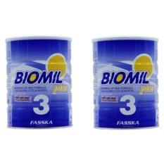 Bán Bộ 2 Sữa Biomil Plus 3 800G Có Thương Hiệu Rẻ