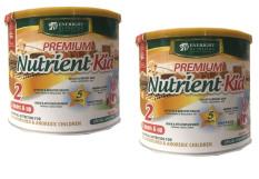 Mua Bộ 2 Sữa Bột Premium Nutrient Kid 2 700G Trực Tuyến Hà Nội