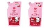 Mã Khuyến Mại Bọ 2 Tui Sữa Tắm Trẻ Em Arau Baby 400Ml Hòng Trong Hà Nội