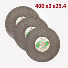 Bộ 3 đá cắt 400x3x25.4 - Mountain