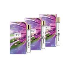 Bộ 3 nước hoa nữ CB1 mini Immortel Paris 5sens Eau De Parfum 6ml