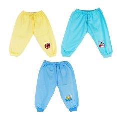 Hình ảnh Bộ 3 quần cho bé Babee BB18 (Vàng)