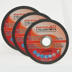Bộ 3 sản phẩm đá cắt 125x2.5x22.23 - Resibon thương hiệu Nhật Bản