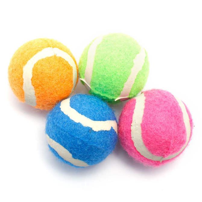 Giá bán Bộ 4 banh tennis mini Uncle Bills LS0078