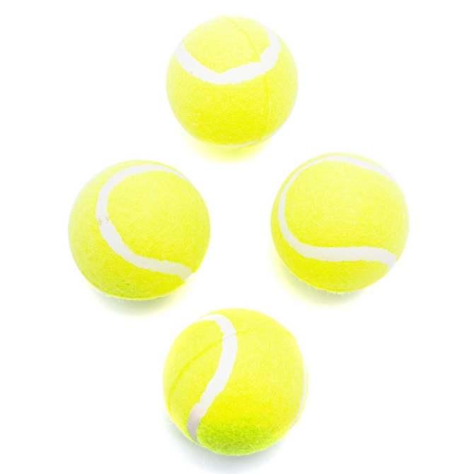 Vì sao mua Bộ 4 bóng tennis Uncle-Bills LS0002 (Xanh lá)