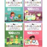 Mua Bộ 4 Cuốn Học Montessori Để Dạy Trẻ Theo Phương Phap Montessori Đinh Tị