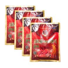 Bộ 4 Goi Kẹo Hồng Sam Vitamin Korea Red Ginseng 200G Trong Hồ Chí Minh