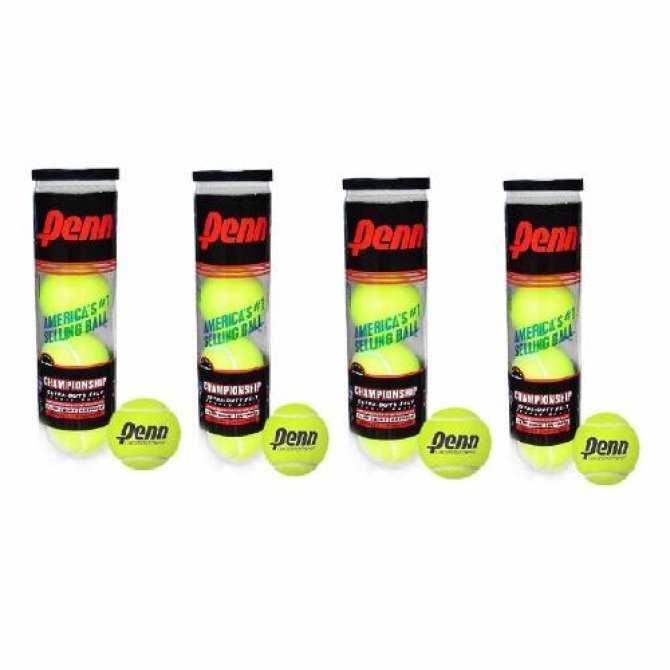 Vì sao mua Bộ 4 hộp 4 banh tennis Penn HPC004 (Xanh)