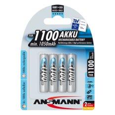 Giá Quá Tốt Để Mua Bộ 4 Pin Sạc AAA 1100mAh