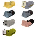 Mua Bộ 7 Đoi Tất Kiddy Socks Cho Be Yeu Từ 6 Thang 3 Tuổi Phu Đạt