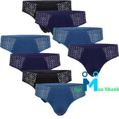 Giá Bán Bộ 8 Quần Lot Nam Sieu Mịn Body Underwear Od06 Nhãn Hiệu The Ladies