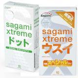 Bán Bộ Bao Cao Su Co Gan Va Gai Sieu Mỏng Sagami Extreme White 10 Bao Va Bao Cao Su Sieu Mỏng Co Dan Sagami Xtreme Super Thin 10 Bao Rẻ Nhất