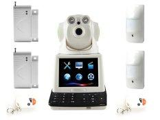 Cửa Hàng Bộ Camera Giam Sat Va Bao Động Vinatech Npc T2A Lcd Wifi Trắng Rẻ Nhất