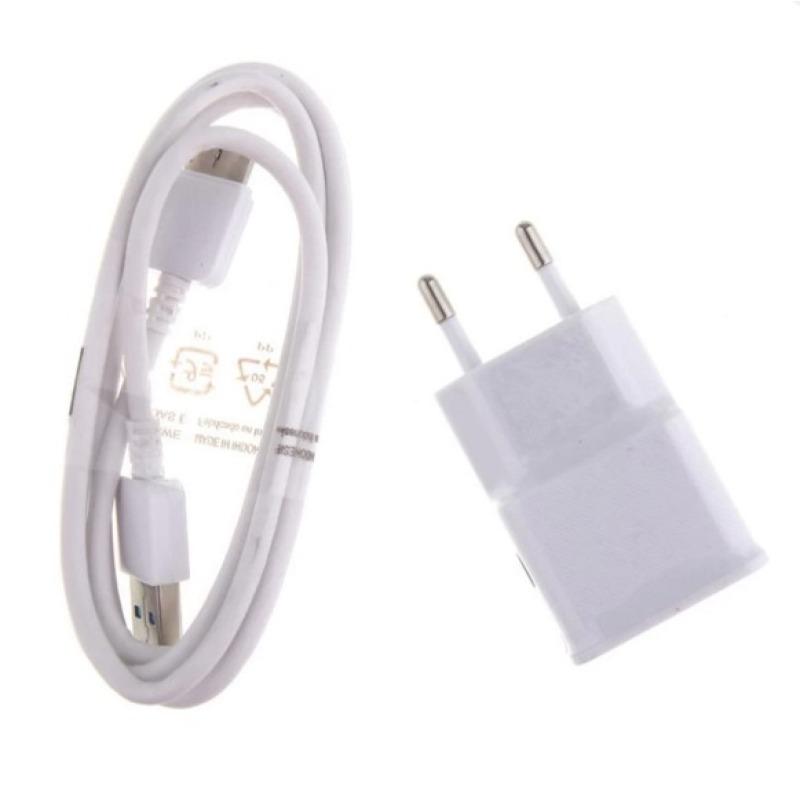 Bộ Cáp sạc cho Samsung Galaxy S5 Charge cable (Trắng)