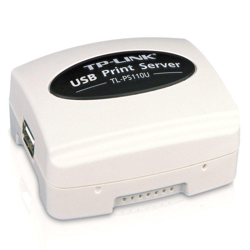 Bảng giá Bộ chia sẻ máy in TP-Link TL-PS110U  (Trắng) Phong Vũ
