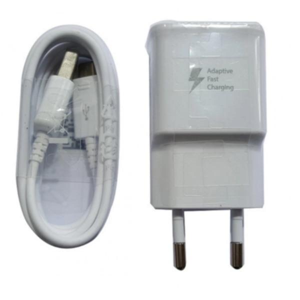 Bộ củ sạc và cáp Samsung Galaxy S7 EDGE (trắng)