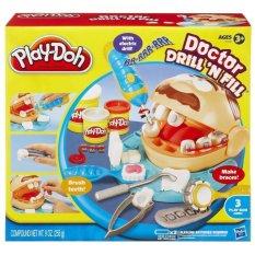 Hình ảnh Bộ đồ chơi bé tập làm nha khoa Play-Doh