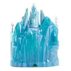 Hình ảnh Bộ đồ chơi Mattel Disney Frozen Small Doll Elsa and Magical Lights Place playset