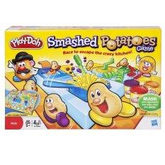 Hình ảnh Bộ đồ chơi nghiền khoai tây Play-Doh Smashed Potatoes Game
