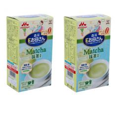 Mua Bộ Đoi Sữa Bầu Morinaga Vị Matcha 2 X 18G X 12 Goi Trực Tuyến