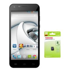 Giá Bán Bộ Fpt Life 5 Star 8Gb 2 Sim Đen Kem 1 Thẻ Nhớ Microsd 8G Class 4 Mới Rẻ