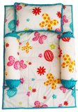 Giá Bán Rẻ Nhất Bộ Ga Gối Sleep Baby F93 Colorful Garden