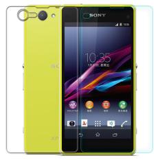 Chiết Khấu Bộ Kinh Cường Lực 2 Mặt Trước Sau Cho Sony Xperia Z5 Compact H0009 Trong Suốt None