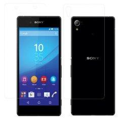 Mua Bộ Kinh Cường Lực 2 Mặt Trước Sau Danh Cho Sony Z4 Rẻ