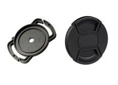 Bán Bộ Lenscap Va Kẹp Giữ Lenscap Hongkong Electronics Đen Rẻ Nhất
