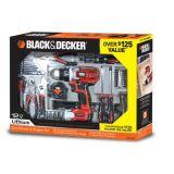 Bán Bọ Máy Khoan Dùng Pin 67 Chi Tiết Black Decker Egbl108Pk B1 Cam Trực Tuyến