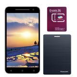 Bán Bộ May Tinh Bảng Masstel Tab 750 8Gb 3G 2 Sim Đen 1 Bao Da Tab 750 Sim D Com 3G Masstel Rẻ