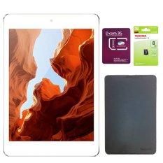 Giá Bán Bộ May Tinh Bảng Masstel Tab 850 8Gb 3G 2 Sim Bạc 1 Bao Da Tab 850 Sim D Com 3G Thẻ Nhớ 8G Masstel Nguyên